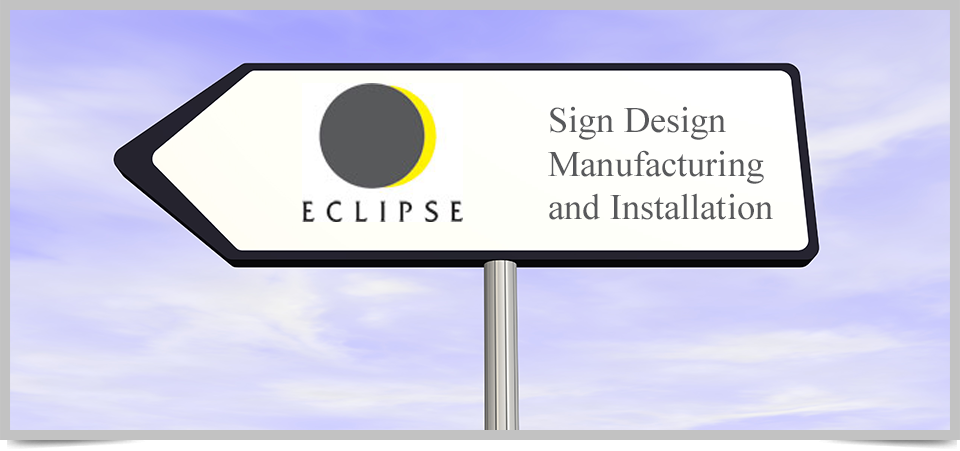 Eclipse, Sign Manufacturer, Sign Installation in Golden, CO